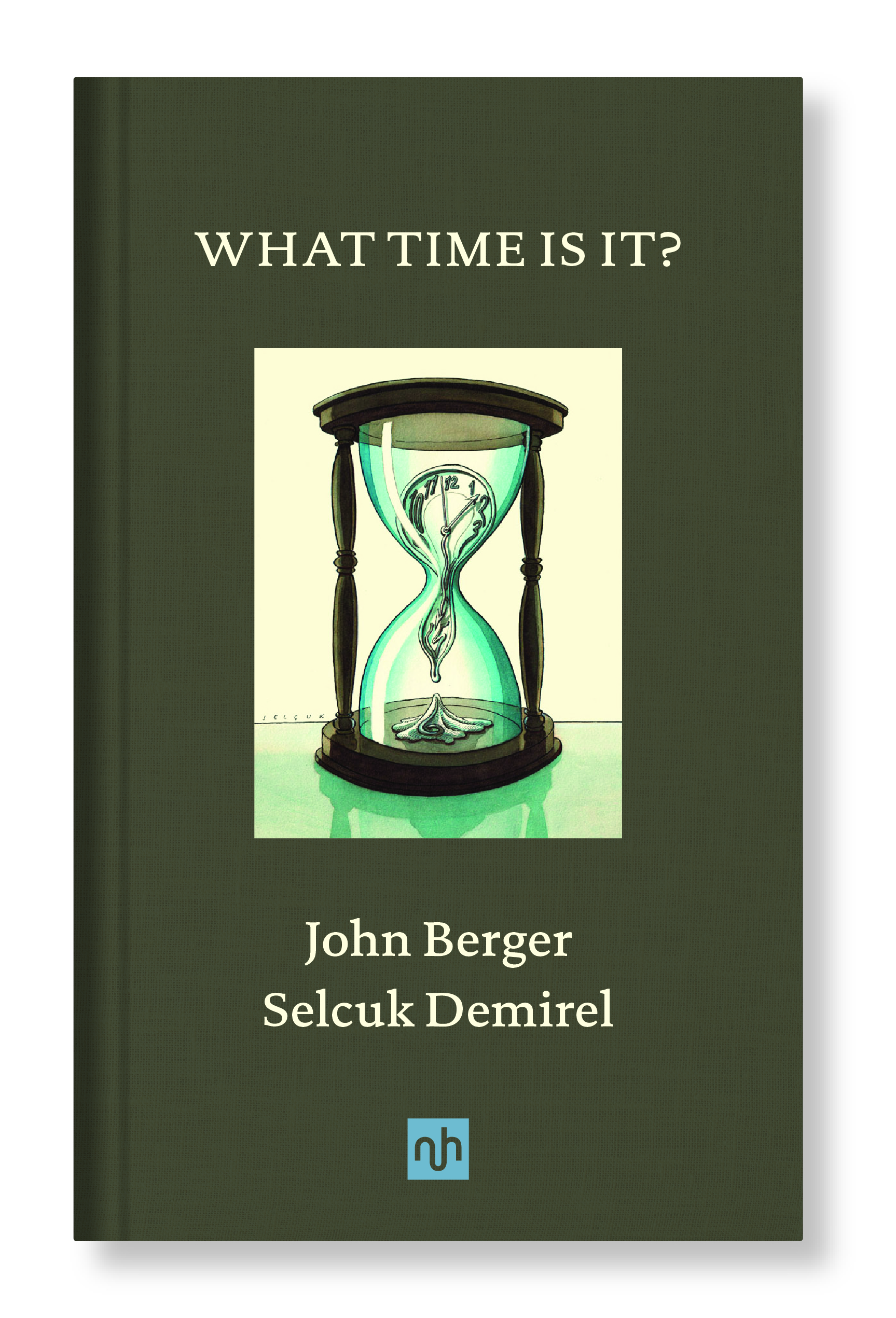 What Time Is It book front cover