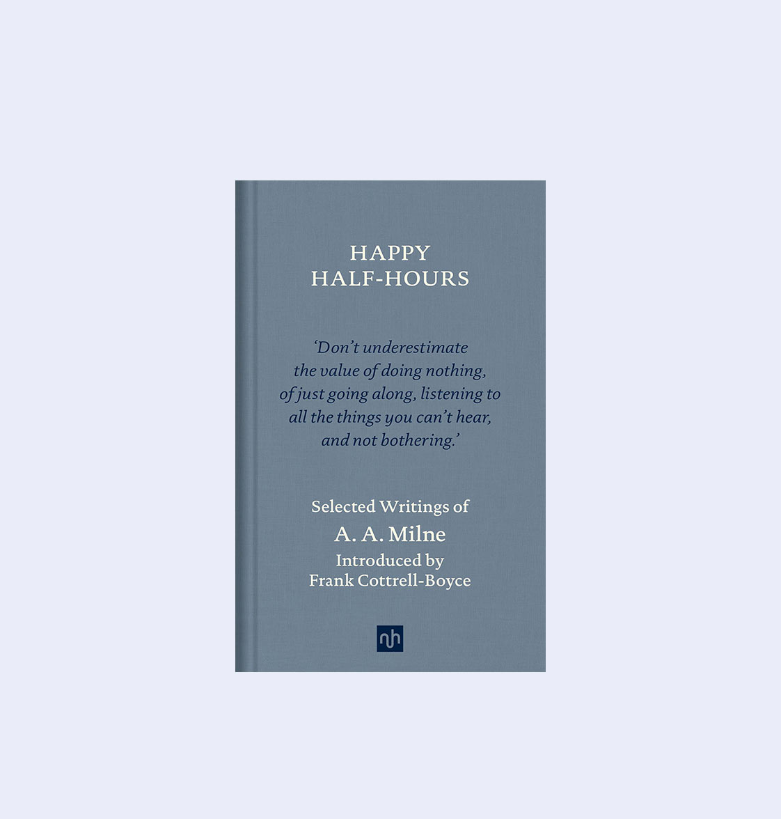 Happy-Half-Hours-Single-Book-Detail